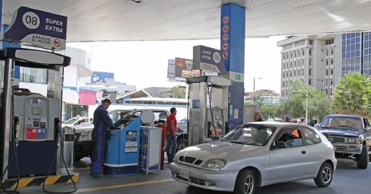 Ecuador amaneció con nuevos precios de gasolina / Foto: cortesía Ministerio de Energía