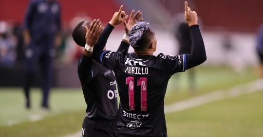 Independiente del Valle hunde a Universitario en la Libertadores / Foto: EFE