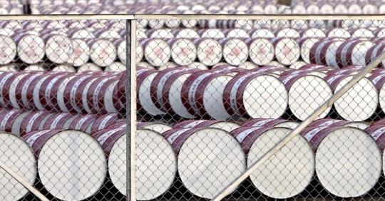 Ecuador busca desmantelar el Estado empresario con liberación de combustibles / Foto: EFE