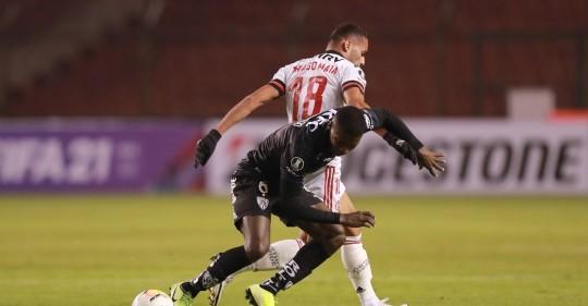 Independiente del Valle goleó al campeón de la Libertadores / Foto: EFE