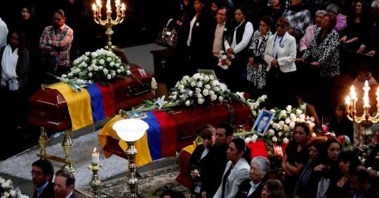 Secuestrador de periodistas ecuatorianos fue condenado a 28 años de prisión en Colombia/ Foto: EFE