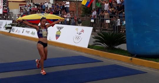 Atletas de 12 países disputarán en Guayaquil la Copa Panamericana de Marcha / Foto: EFE