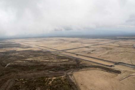 PROYECTO. En el espacio de la antigua refinería se realizarán tres proyectos. Foto: La Hora