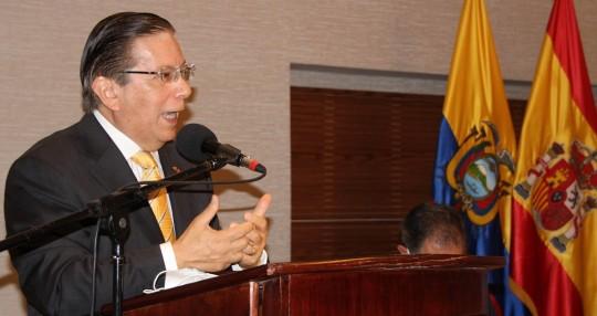 Pascual Del Cioppo, el embajador designado en España, renunció / Foto: EFE