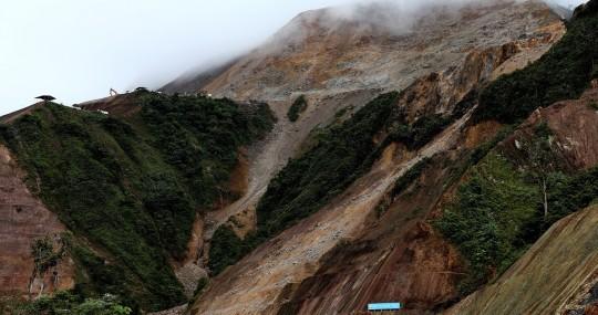 Ecuador batió en junio su récord de exportación minera / Foto: EFE