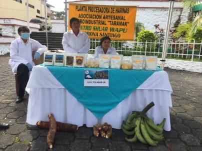 Las notificaciones sanitarias sirven para la comercialización de harina de yuca y harina de plátano. Foto: El Universo