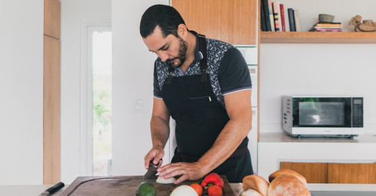 Rodrigo Pacheco, el chef que engalana a la naturaleza / Foto: EFE