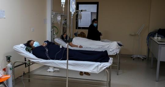 Ecuador suma 152 nuevos contagios por covid-19 y acumula 508.655 casos / Foto: EFE