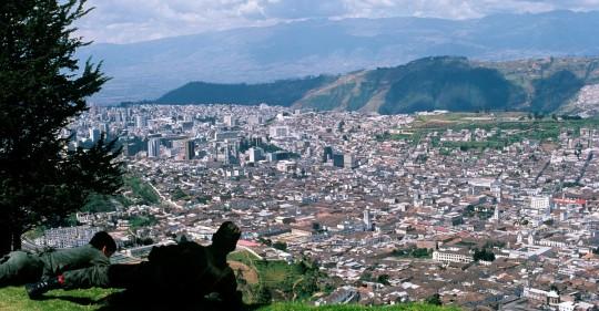 Quito, un destino romántico para alentar el turismo  / Foto: EFE