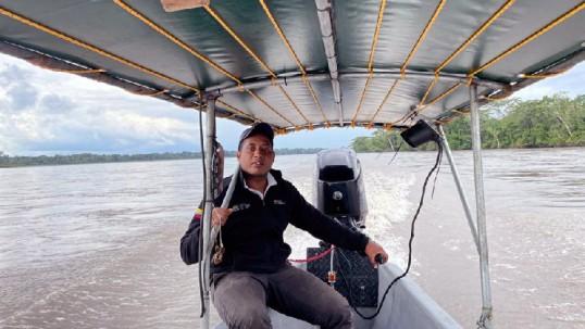 Los nuevos equipos realizaran controles en los ríos Tiputini, Yasuní, Ceilán, Cononaco, Shiripuno, Napo, Yasuní, Nashiño y Quebrada Lobo / Foto: Ministerio de Ambiente