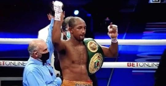 Napo tiene un campeón del mundo / Foto: Comité Olímpico ecuatoriano