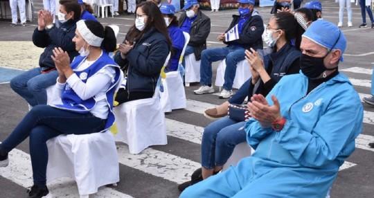 Embajada de Israel ofrece tratamiento médico a 650 menores / Foto: cortesía Gobernación de Chimborazo