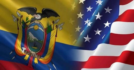 Ecuador y Estados Unidos siguen avanzando rumbo al Tratado Bilateral / Foto: cortesía Ministerio de Producción