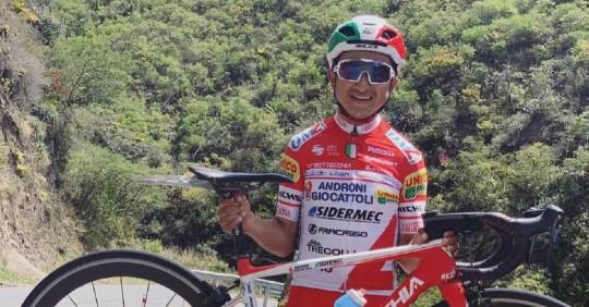 Jhonatan Narvaez sí participará en el Giro de Italia / Foto: EFE