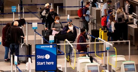 EEUU flexibiliza sus recomendaciones para viajar a Ecuador y otros países/ Foto: EFE