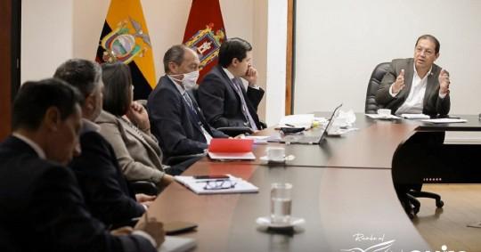 Multilaterales harán seguimiento del Metro de Quito cada dos semanas / Foto: cortesía Municipio de Quito