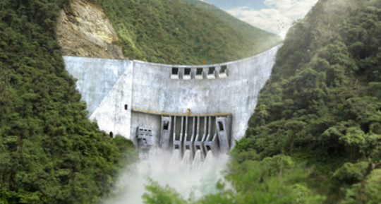El proceso de concesión de la hidroeléctrica Cardenillo avanza / Foto: CELEC