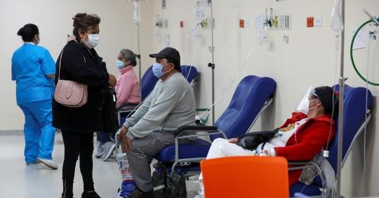 Ecuador suma 4.892 nuevos contagios y alcanza 355.431 acumulados de covid-19 / Foto: EFE