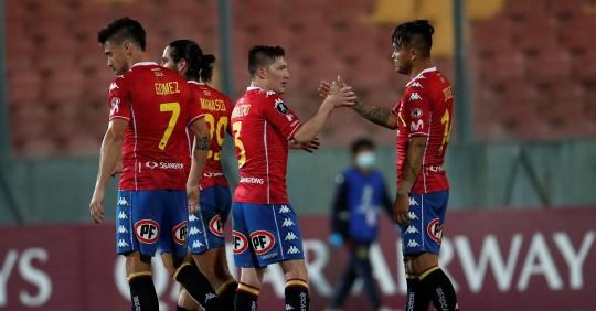 Independiente del Valle cayó 0-1 en Santiago en la Libertadores / Foto: EFE
