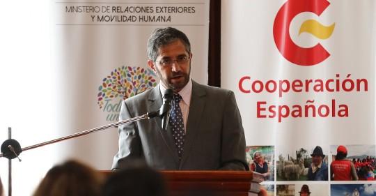 Mauricio Montalvo será el próximo canciller / Foto: EFE