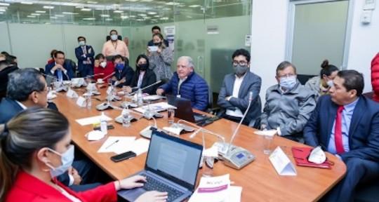 Ecuador perdió más de $ 14 mil millones de dólares en venta de crudo en 14 años / Foto: cortesía Asamblea Nacional