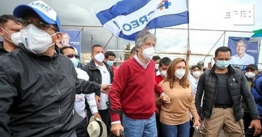 ¿Cuáles son los planes de gobierno de Guillermo Lasso y Andrés Arauz? / Foto: EFE