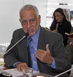 Carlos Pérez, Ministro de Energía. Foto: El Universo