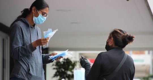 Ecuador reporta 154.115 positivos y 12.404 fallecidos acumulados por covid-19 / Foto: EFE