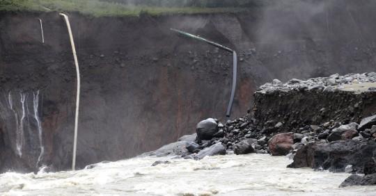 Reinician operaciones de SOTE tras reparación / Foto: El Oriente