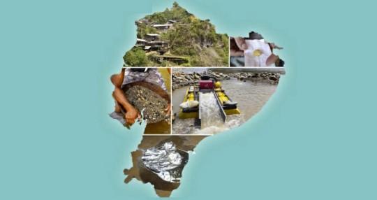 Ecuador presentó plan para eliminar mercurio en actividades extractivas / Cortesía del Ministerio de Ambiente