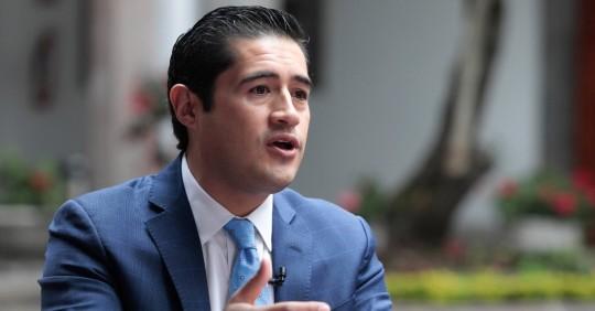 Ecuador recibirá este año 3.700 millones de dólares del FMI y de China / Cortesía del Ministerio de Economía