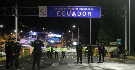 La resolución debe ser presentada ahora al presidente del país, Lenín Moreno, para su aprobación. Foto: EFE