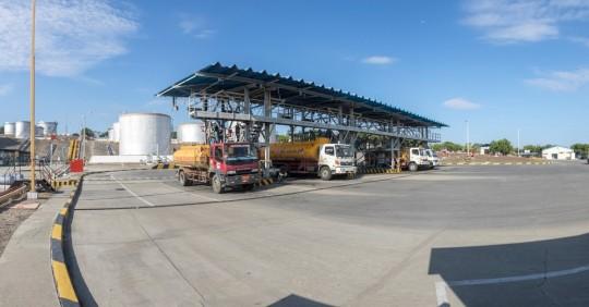 El precio del diésel subió 5 centavos / Cortesía de Petroecuador