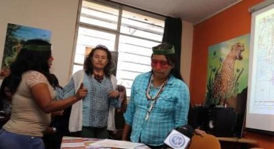Los Huaorani temen otro enfrentamiento con los Taromenane. Foto: Expreso