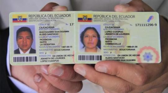 También seguirán siendo válidas las cédulas caducadas desde marzo 16 de 2020. Explicamos cómo el procedimiento que se debe seguir para sacar la cédula en Ecuador. Foto: El Comercio