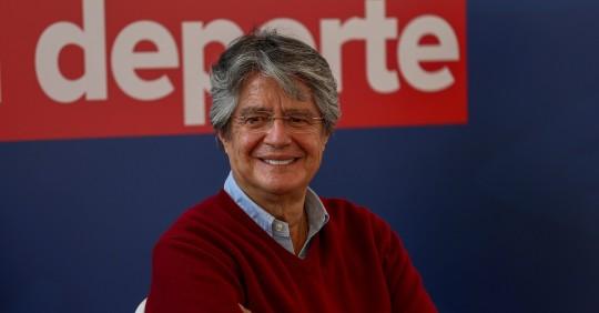Arauz y Lasso: dos visiones para el país en una elección definitiva / Foto: EFE