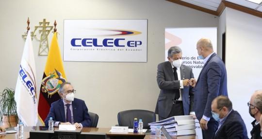 El proyecto hidroeléctrico Santiago será concesionado al sector privado / foto: cortesía Ministerio de Energía