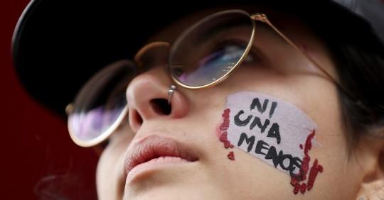Violencia machista cuesta a Ecuador 4.608 millones de dólares, dice estudio / Foto: EFE