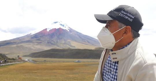 Iván Vallejo, un ecuatoriano de 8.000 metros para arriba / Foto: EFE
