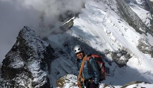 """Iván Vallejo lleva las montañas a las casas con """"Mundo de aventura"""" / Foto: EFE"""