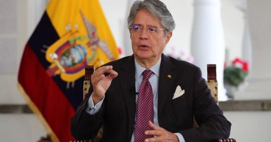 Ecuador pide cooperación e integración para defender la Amazonía / Foto: EFE