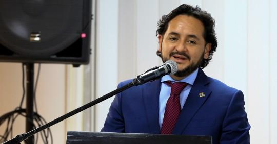 Ecuador y EEUU resaltan protección de infraestructura de telecomunicaciones / Foto: EFE