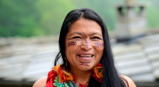 """""""Los Jueves de Libros"""" se pintan de colores amazónicos / Foto cortesía de ProAmazonia"""