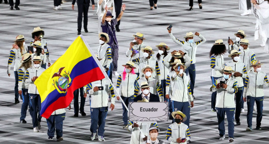 Alexandra Escobar compitió en sus quintos Juegos Olímpicos / Foto: EFE