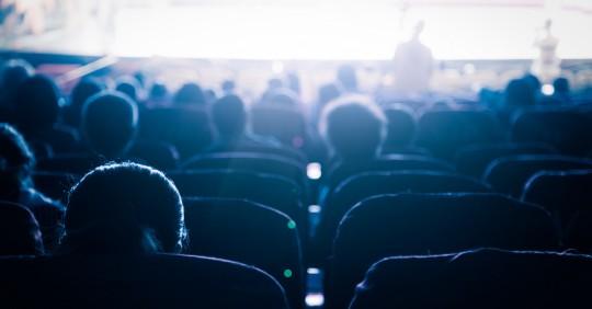 La XVII edición de Eurocine ofrecerá en Ecuador 29 películas de 15 países  / Foto: Shutterstock