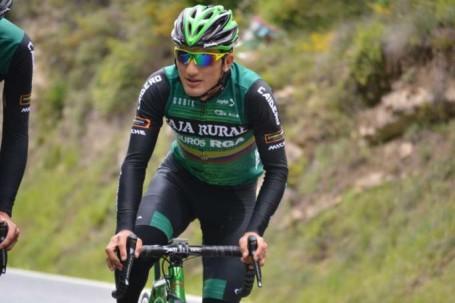 Temporada. Jefferson Cepeda llegó este año al filial del equipo en España. Foto: La Hora