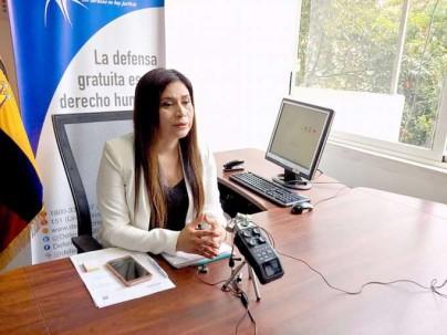 PROFESIONAL. María Isabel Merino Narváez es oriunda de Loja. Foto: La Hora