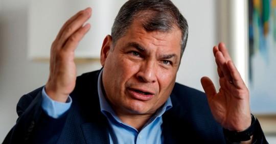 Persecución de Rafael Correa a El Universo es analizada en la Corte Interamericana/ Foto: EFE