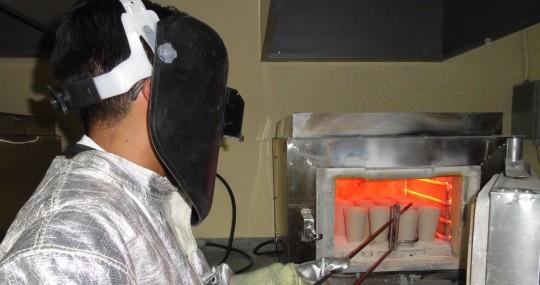 La importancia del análisis químico en la extracción de oro en plantas de beneficio/ Foto: IIGE