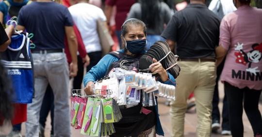 Aumenta contagio de covid-19 en Ecuador, que suma 2.021 casos en 24 horas / Foto: EFE